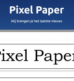 De leukste krant van Nederland (al zeg ik het zelf)